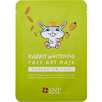 SNP Rabbit Brightening Mask Sheet