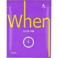 When 10:00 PM Sheet Mask 0.8 oz
