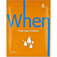 When The Last Choice Sheet Mask 0.8 oz
