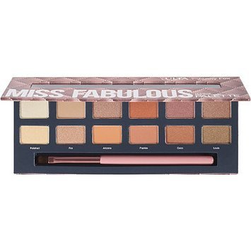 ULTA Miss Fabulous Eyeshadow Palette Reviews