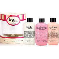 Philosophy Fresh Cream & Fruit Trio