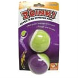 Sergeanta s Pet Care Products, Inc. Zoink Fetch N Go Extreme Balls 2 Pack