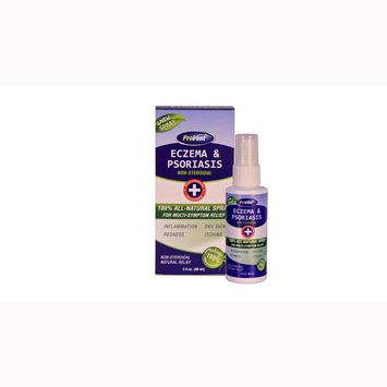 Test ProVent Eczema & Psoriasis Care Spray, 2 fl oz