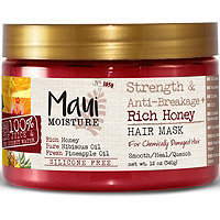 Maui Moisture Strength & Anti-Breakage Rich Honey Hair Mask