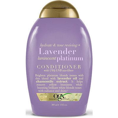 OGX® Lavender Platinum Conditioner