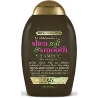 OGX® Silicone Free Shea Soft & Smooth Shampoo