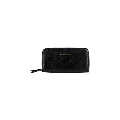 Anna Martina Franco Simply Classic Zip-Around Clutch