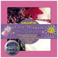 Sassafras Enterprises 2417 Fairy Princess Magic Cookie Tray Kit