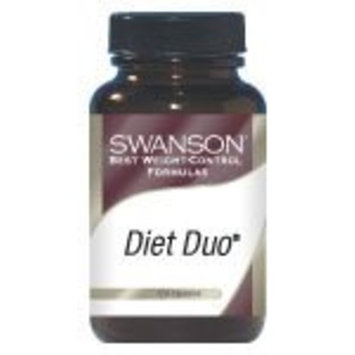 Swanson Best Weight Control Formulas Diet Duo 120 Caps