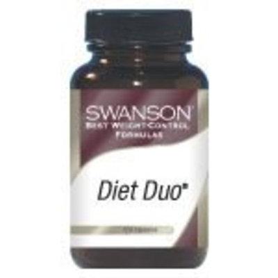 Swanson Best Weight Control Formulas Diet Duo 120 Caps