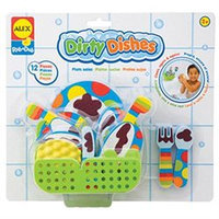 Alex Toys Rub-a-Dub Dirty Dishes