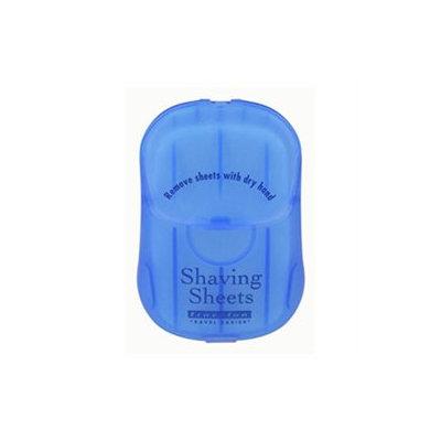 Travelon Toiletry Sheets Shaving Soap 02094