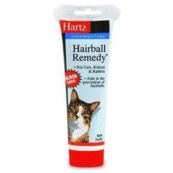 Hartz 3 Oz Advanced Care Hairball Remedy 95009