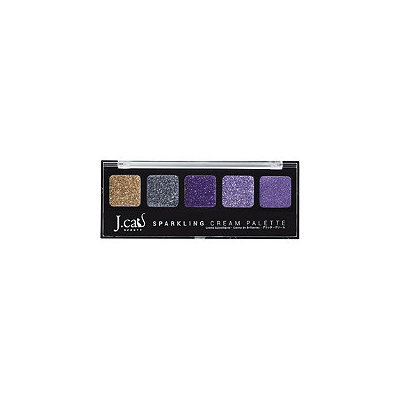 J.Cat Beauty Sparkling Cream Eye Shadow Palette