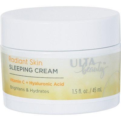 ULTA Radiant Skin Sleeping Cream