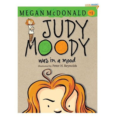 JUDY MOODY WAS IN A MOOD (BOOK #1)