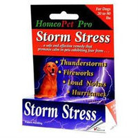 HomeoPet Storm Stress for Dogs 20 to 80 pounds
