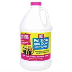 Out! Pet Stain & Odor Remover, 64 oz