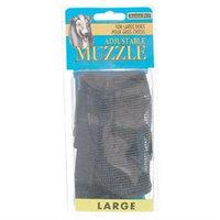 Doskocil - Aspen Pet Large Black Adjustable Muzzle