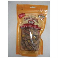 Smokehouse Duck and Sweet Potato Dog Treat 8oz