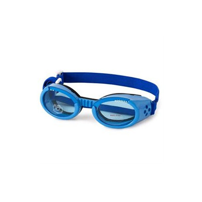 Doggles ILS Lense Dog Goggles in Shiny Blue