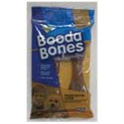 Aspen/booda Corporation Booda Bone Peanut Butter Flavored Dog Chew Treats