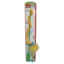 Petstages Tiger Tail Tease Wand Cat Toy