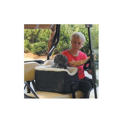 O'donnell Industries Odonnell Industries 88018 Small Golf Cart Pet Seat Black Vinyl