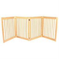 Dynamic Accents 4 Panel Outdoor Pet Gate - 32 in.