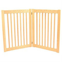 Dynamic Accents 2 Panel Outdoor Pet Gate - 32 in.