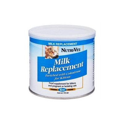 Nutri-vet, Llc - Milk Replacement Powder For Kittens 6 Ounce - 99877