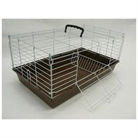 YML SA2414 Small Animal Cage in Brown