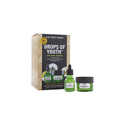The Body Shop Drops of Youth  Enhancing Duo Starter Kit