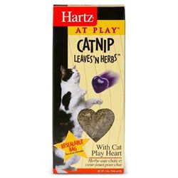HARTZ At Play Catnip Leaves'n Herbs