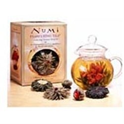 Dancing Leaves Teapot 5 Pc By Numi Teas