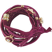 Elle Multi Berry Elastics