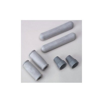 Medline Crutches Crutch Accessories - Tip, Crutch, Gray