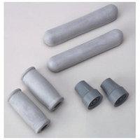Medline Crutch Crutches Underarm Pad Foam Gray 6 Pair