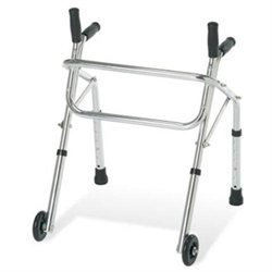 Medline Walkers Children's Non-Folding Walker - Walker, Tyke, Guardian