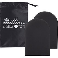 Million Dollar Tan Blend Friend Body Tanning Mitt Set