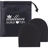 Million Dollar Tan Blend Friend Face Tanning Mitt Set