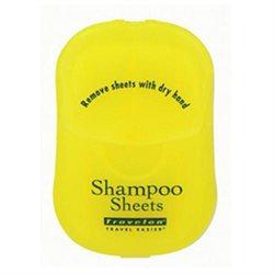 Travelon 02092-65 Shampoo Sheets - Yellow