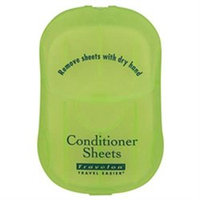 Travelon 02093-41 Conditioner Sheetspaper - Lime