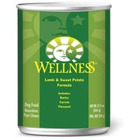 Phillips Feed & Pet Supply Wellness Super5Mix Canned Dog Food 12 Pack Lamb