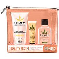 Hempz My Beauty Secrets Set