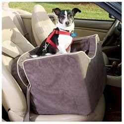 Taylor Gifts Snoozer Luxury Lookout I Pet Car Seat - Small