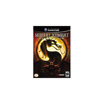 Midway Mortal Kombat Deception