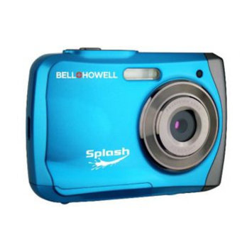Bell Howell Bell + Howell Splash WP7 12MP Waterproof Blue Camera