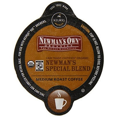 man's Own Organics Special Blend, Vue Cups for Keurig Vue Brewers, (16 Count)