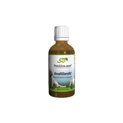 Petalive Analglandz For Anal Gland Health (50ml)